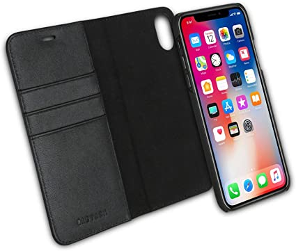 cover in pelle iphone xs