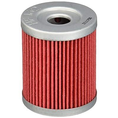 HIFLO FILTRO HF132 Premium Oil Filter: Automotive