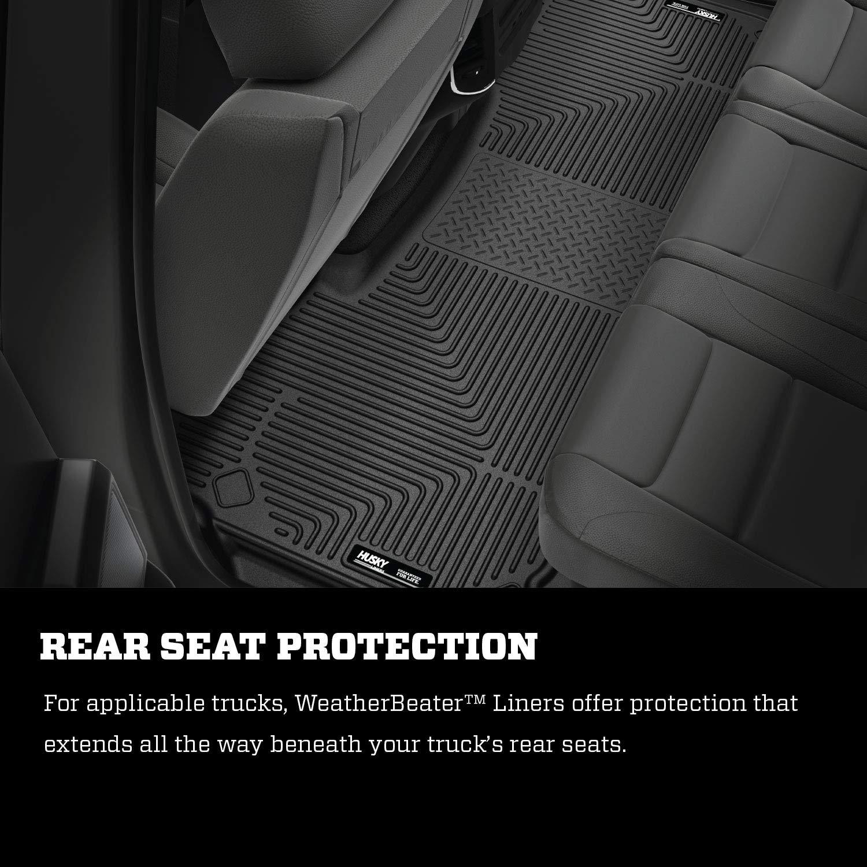 19 Ram Classic 1500 Quad Cab Husky Liners 2nd Seat Floor Liner Fits 09-18 Ram