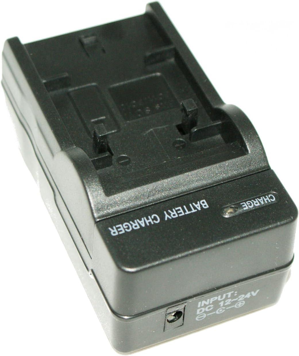 USA DMW-BCL7E Digital Camera Travel Charger Ex-Pro/® Panasonic VW-BCK7 VWBCK7 DMC-SZ9 DMC-FS50 DMC-XS3 for Lumix DMC-F5 DMC-XS1 DMC-FH50 UK Canada /& Europe DMC-SZ3 2 Hour Fast Charge