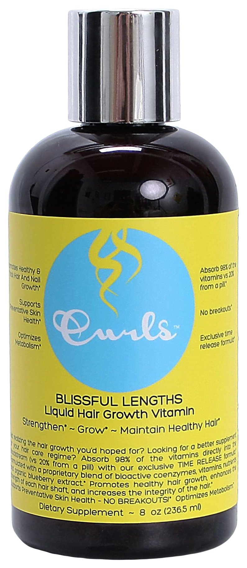 It's A Curl Peek A Boo Tearless Organic Baby Shampoo, 4-Ounce Bottle (Pack of 2) by It's A Curl
