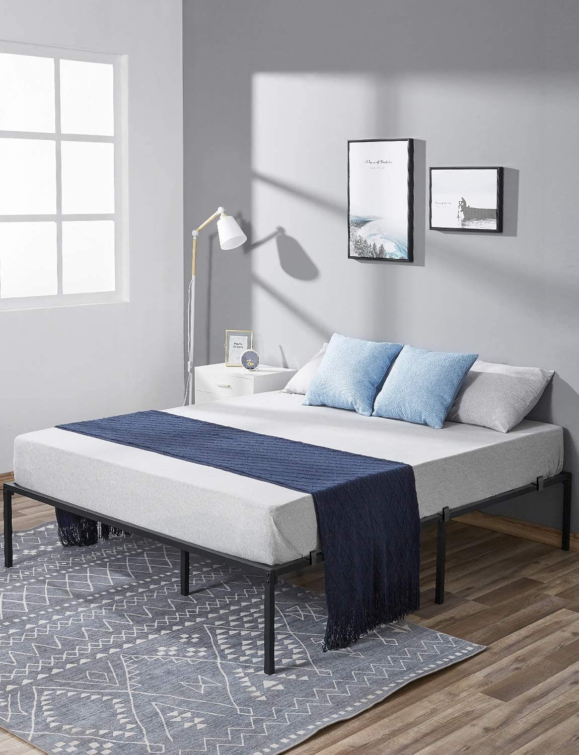 Best full size bed frame no squeak - Your House