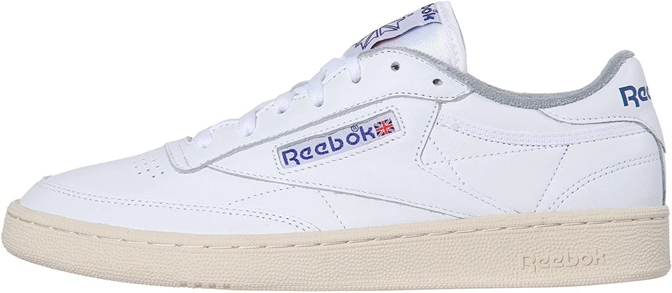 Reebok U Club C85 Vintage White Zapatillas de Running