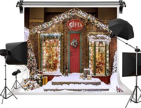 Amazon.com: Kate - Fondo para fotografía navideña (7.2 x 4.9 ...