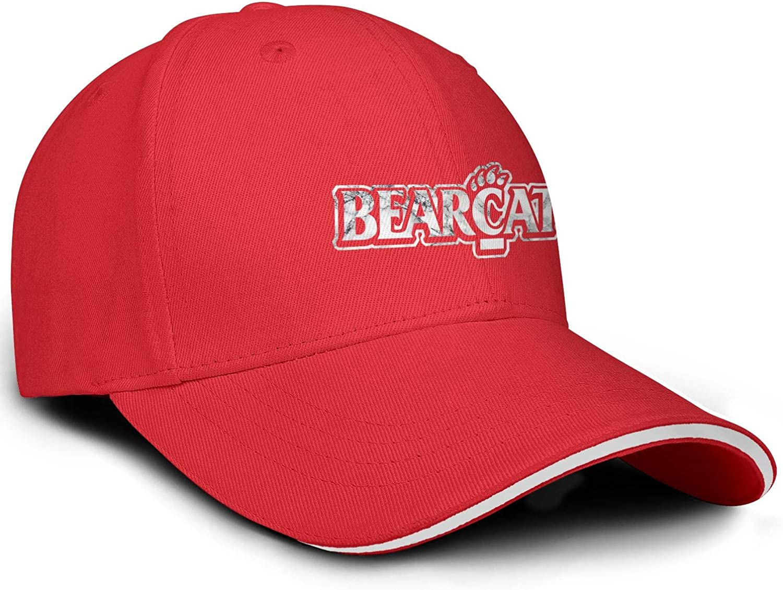 OUVABW Strapback Cap Unisex Adjustable New Tennis Hat