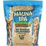 Mauna Loa Dry Roasted Macadamia Nuts, 25-Ounce Bag
