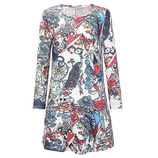 0ab629d63b1 Amazon.com  DEATU Ladies Dress
