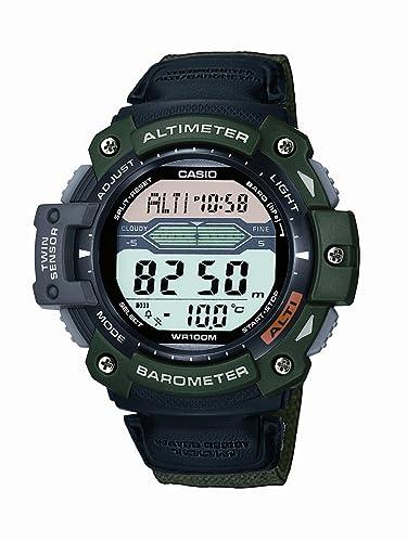 3608a2a880a8 CASIO SGW-300HB-3AVER - Reloj de Caballero de Cuarzo