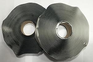 Elite Warehouse Black Butyl Tape 1/8