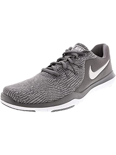 Nike Womens Wmns Flex Supreme Tr 6 Smoke White Atmosphere Grey Size 5