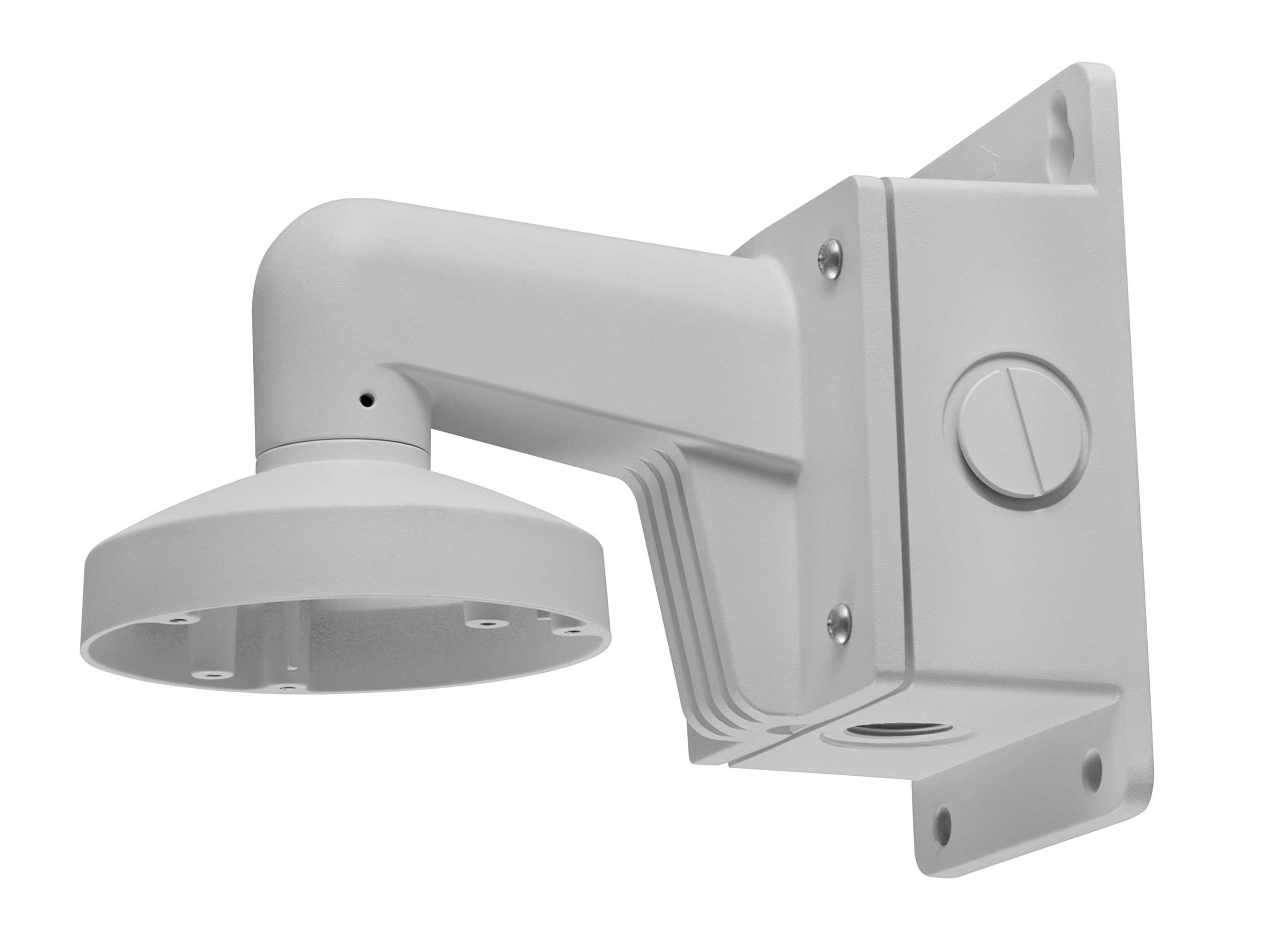 WMS WML PC110B DS-1272ZJ-110B Wall Mount Bracket for Hikvision Fixed Lens Dome IP Camera DS-2CD21x2 by Kenuco