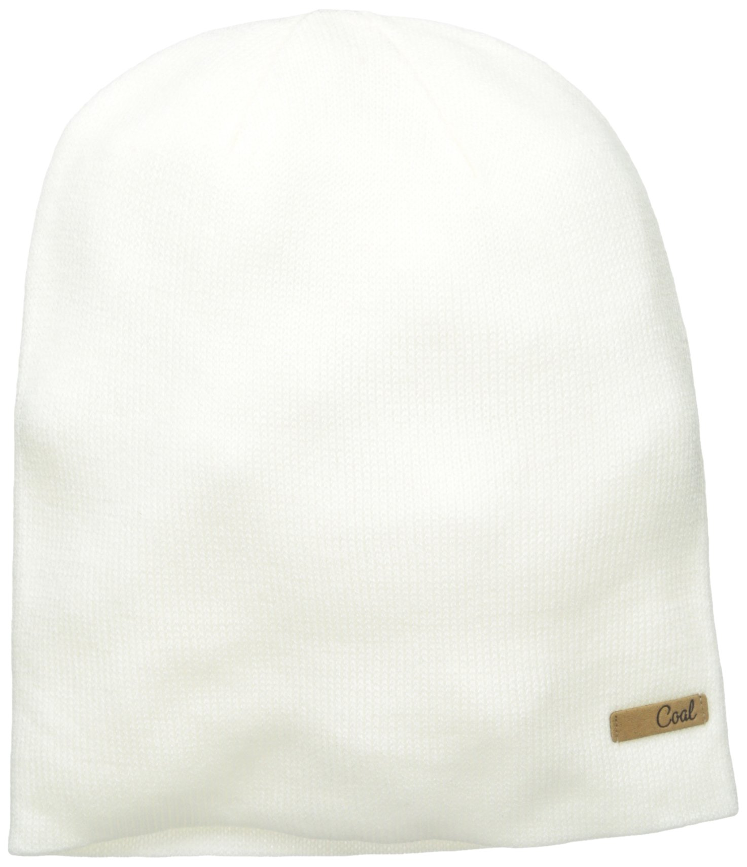 Coal Women's The Julietta Soft Fine-Knit Slouchy Beanie, Creme, One Size