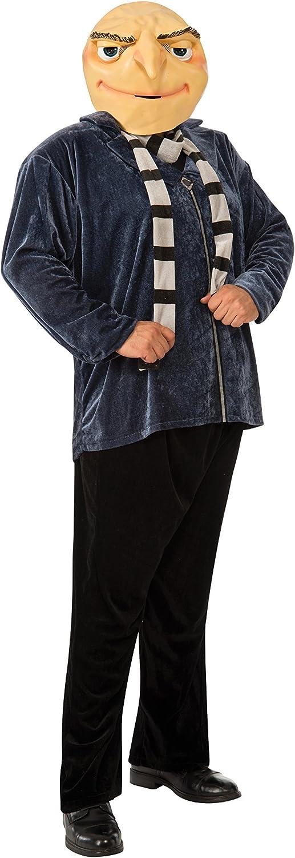 Rubies Disfraz de GRU Mi Villano Favorito para Hombre Talla Grande ...