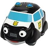 Dickie Toys 203121000eroi della Città–Paul elettrica di polizia auto della polizia con carte collezionabili