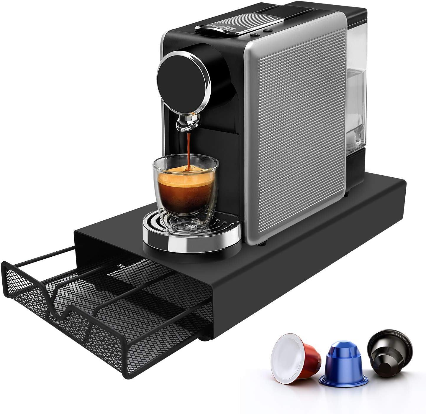 STARVAST Nespresso/Dolce Gusto/Caffitaly - Cajón de almacenamiento ...
