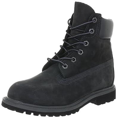 b7cdbd91e992d8 Timberland AF 6IN PREM DARK GREY Boots Womens Gray Grau (Dark Grey Nubuck)  Size