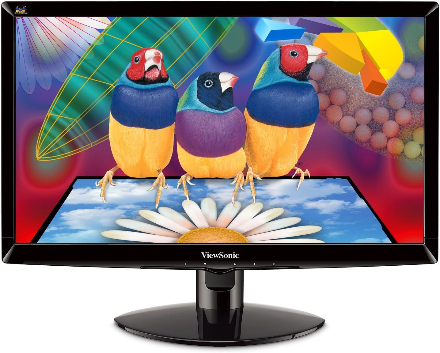 Viewsonic LED LCD VA2037M-LED Pantalla para PC 50,8 cm (20