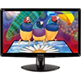 Viewsonic VA2037M-LED 20-Inch 1600x900 Wide LED Monitor, Black