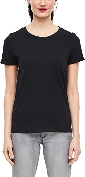 Q//S designed by s.Oliver Damen T-Shirt