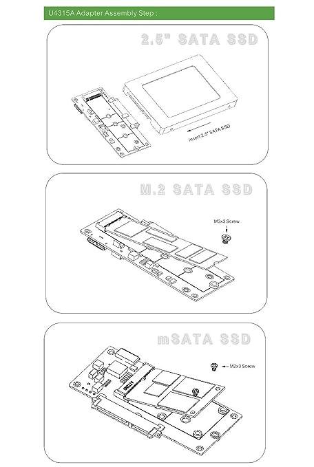 innocard usb 3 1 10 gbit s micro b vers 6 3 cm ssd sata et ssd m 2 NVMe M.2 SATA SSD innocard usb 3 1 10 gbit s micro b vers 6 3 cm ssd sata et ssd m 2 et ssd msata adaptateur amazon fr informatique