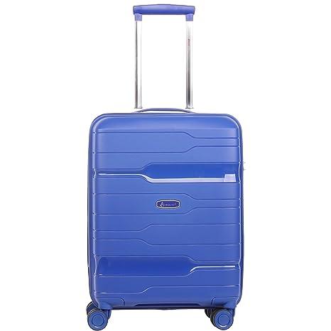 Aerolite Premium Hard Shell 8 Ruedas Carry On Hand Cabin Equipaje Maleta 55x40x20 cm con Cerradura TSA incorporada de 3 dígitos, Aprobada para Ryanair, ...