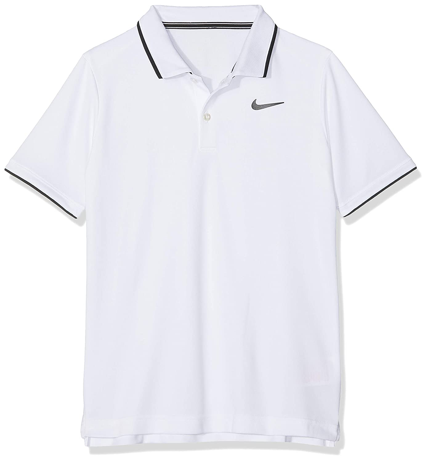 Nike B NKCT Dry Team Polo Shirt de Tenis, Niños: Amazon.es: Ropa y ...