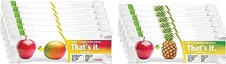 product image for That's it Fruit Bar Apple + Mango 6 Bars/Apple + Pineapple 6 Bars