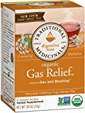 Traditional Medicinals Gas Relief Tea, 16 Tea Bags