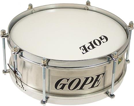 Gope CA1010AL-CR - Instrumento de percusión brasileño, caja ...