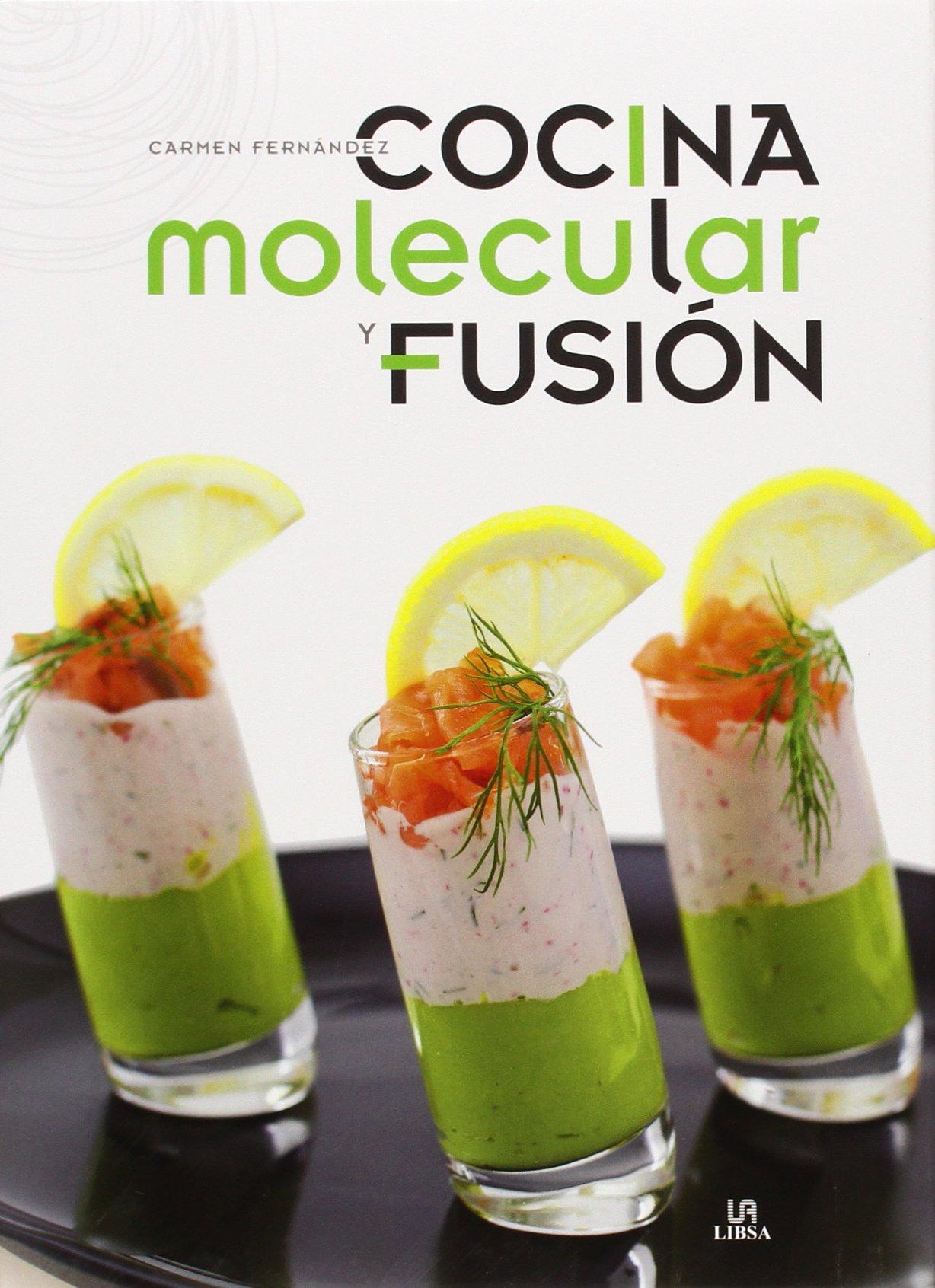 Cocina Molecular Y Fusion Especial Amazon Es Fernandez