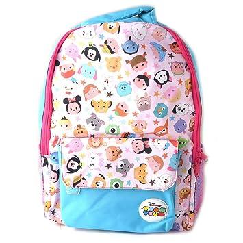 la mejor actitud a6f97 83310 Mochila 'Disney Tsum Tsum'multicolor - 42.5x32x12 cm ...