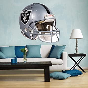 Amazon.com  PillowFigtArt Oakland Raiders Decal 13d016a837c