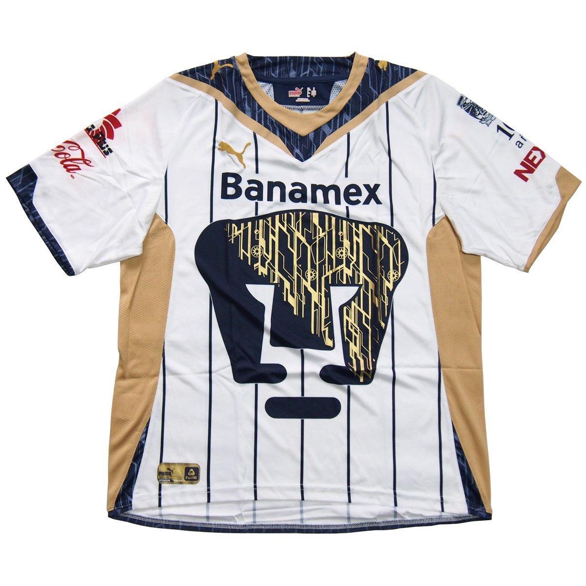 048542ab782 Amazon.com: Pumas UNAM Home Men Jersey (X-Large) (0014181643642): Books