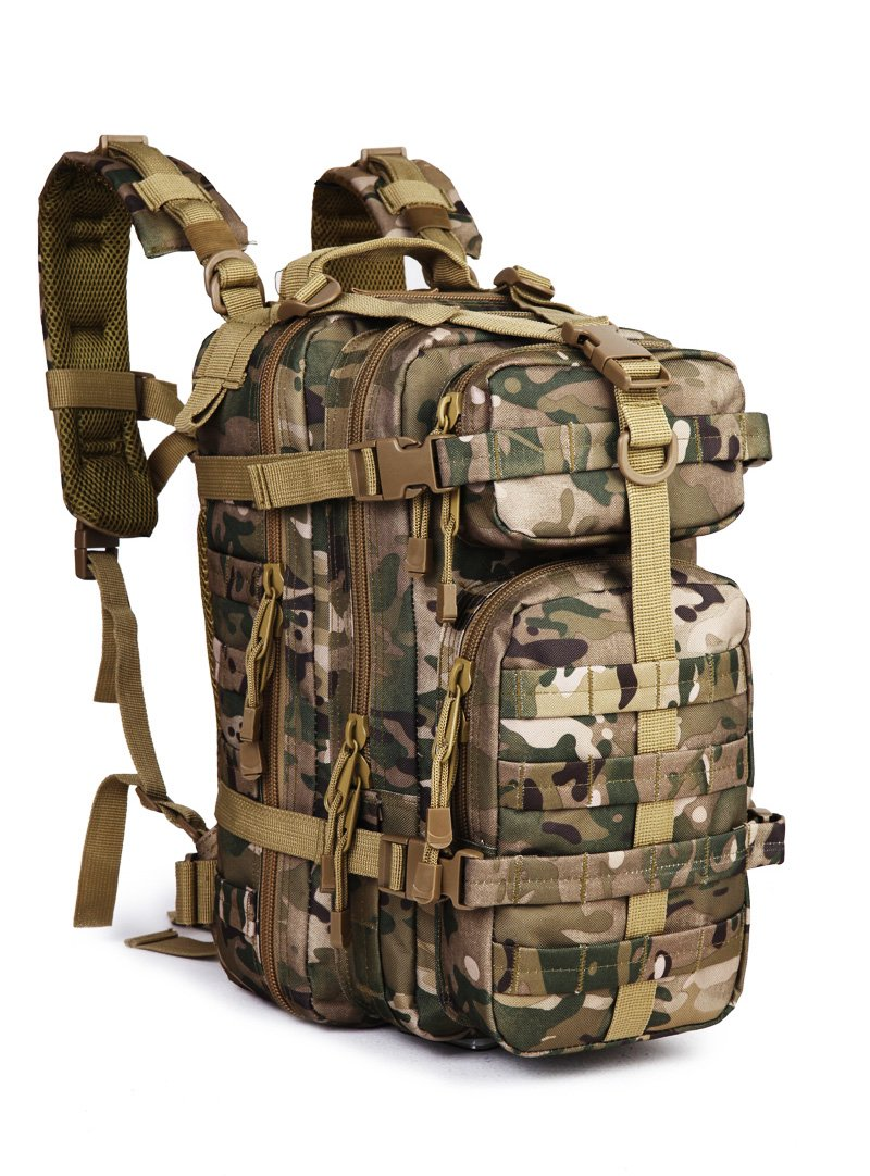 Military Rucksack Tactical Backpack Sports Outdoor Hunting & Fishing Personal Defense