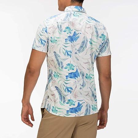 Hurley M Fat Cap Woven S/S - Camisas Hombre
