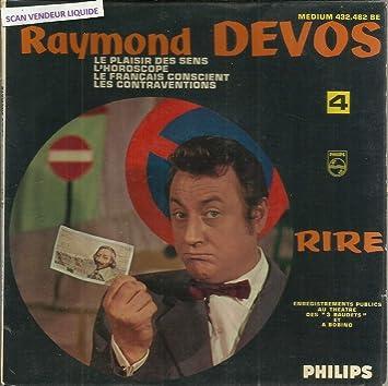 Latest albums by Raymond Devos