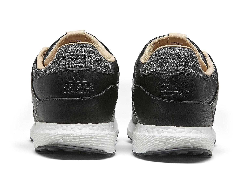 innovative design cb0fa ff130 Amazon.com  adidas Consortium x Avenue Men EQT 9316 Support  (BlackVegetable tanWhite)  Fashion Sneakers