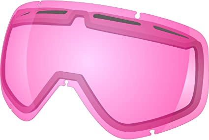 Amazon com: SHRED Hoyden DL Replacement Lens, Rose: Sports & Outdoors