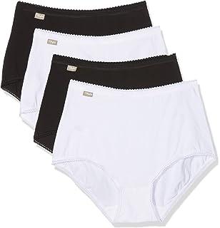 88caf0ceff63 Playtex Cherish Womens Maxi Cotton High Rise Briefs, Pack of 3 ...