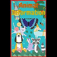 Animal Information (English Edition)