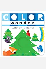 Color Wonder Winter Is Here! Board book