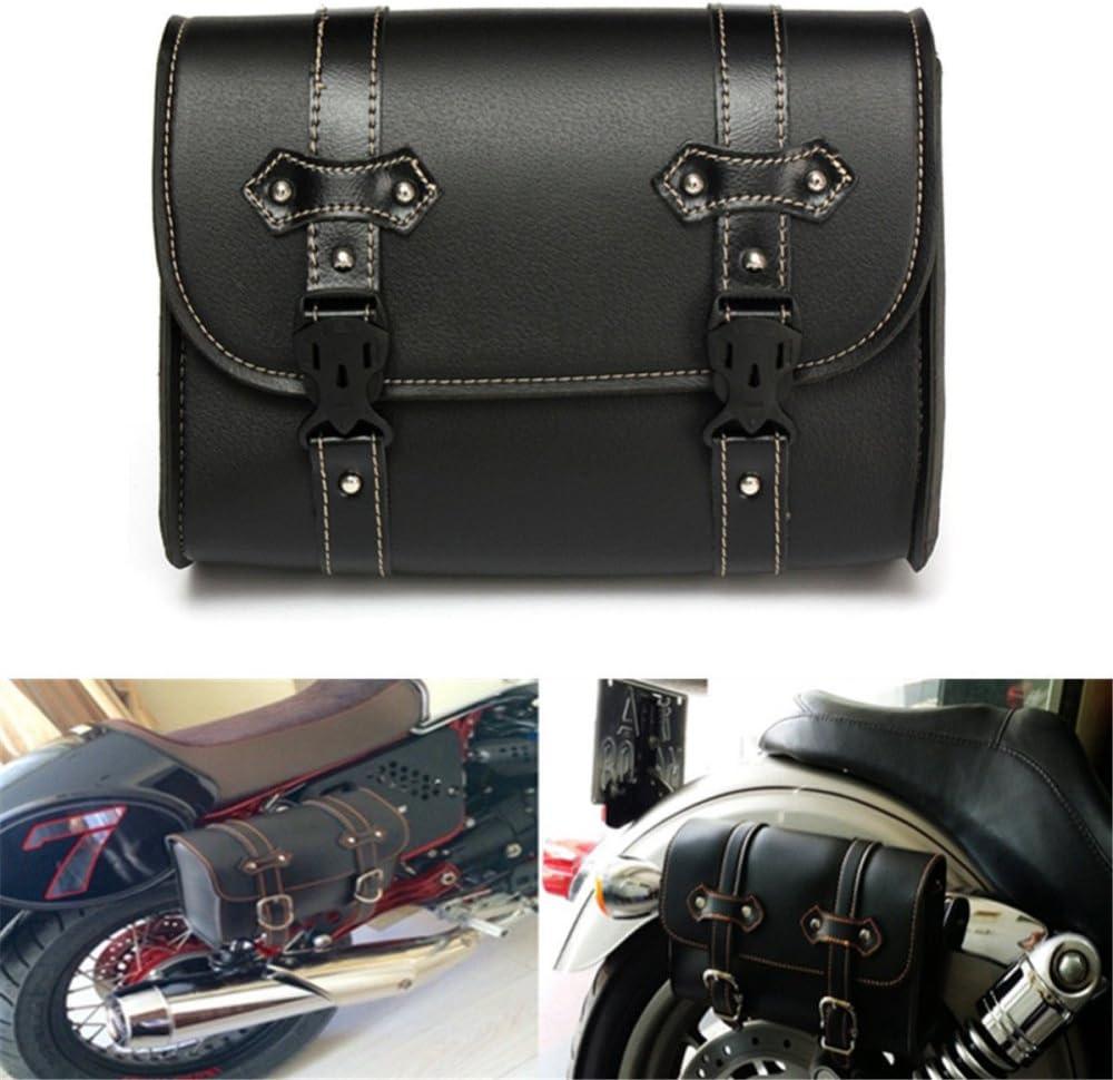 League Co Universal Motorradtasche Gepäcktaschen Werkzeugtasche Satteltasche Tasche Für Harley Yamaha Honda 1 Auto