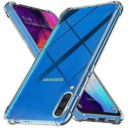 Amazon.com: Ferilinso - Carcasa para Samsung Galaxy A50 ...