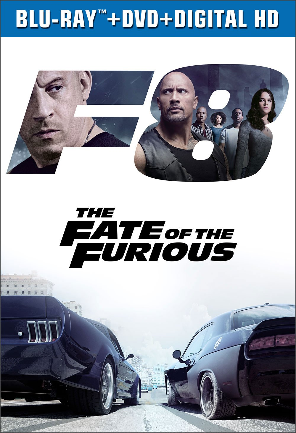 The Fate Of The Furious Deutsch