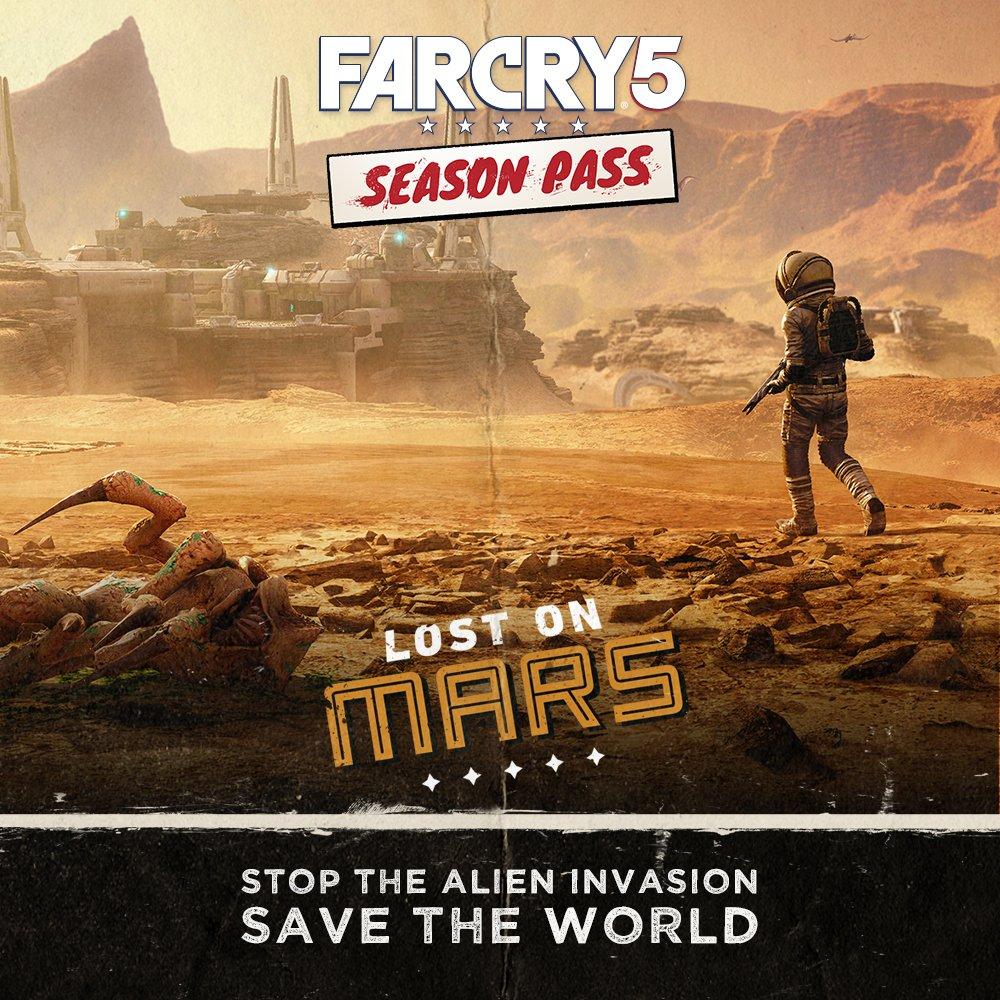 Far Cry 5 Season Pass - PS4 [Digital Code] < Games < Video