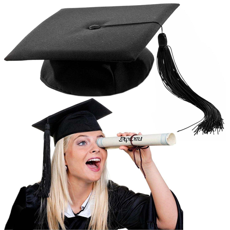 cappello per laurea Tocco di alta qualit/à per laurea