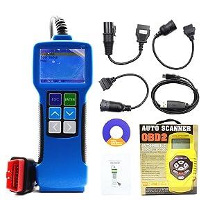 Truck scanner T71