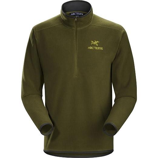 b8a8d32c428 Arc'teryx Men's Delta AR Zip Neck Shirt at Amazon Men's Clothing store:
