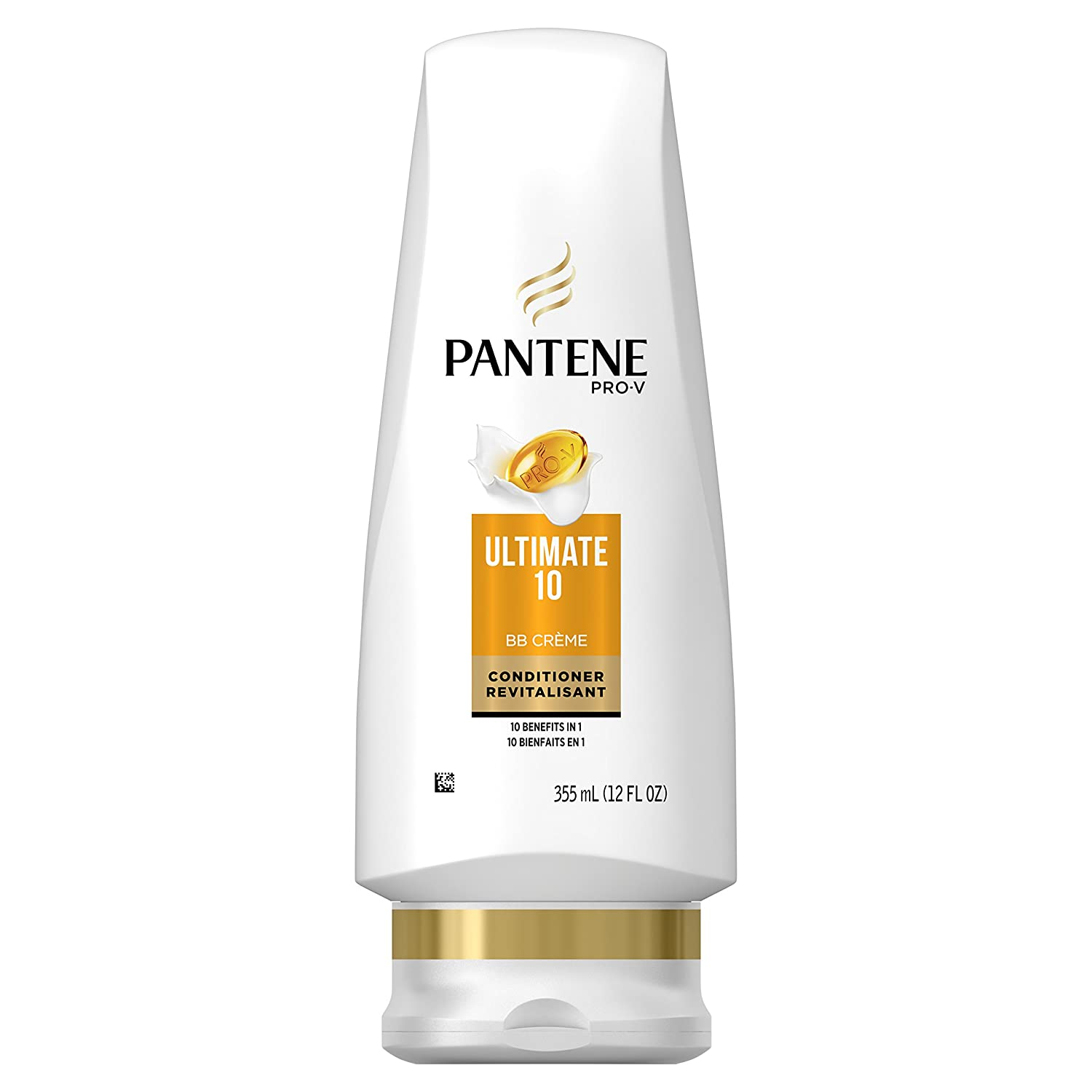 Pantene Pro-V Ultimate 10 Conditioner, 355 mL