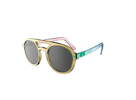 Ki ET LA La Piloto T5 Gafas de sol, Amarillo/Azul/Rojo, 4 ...